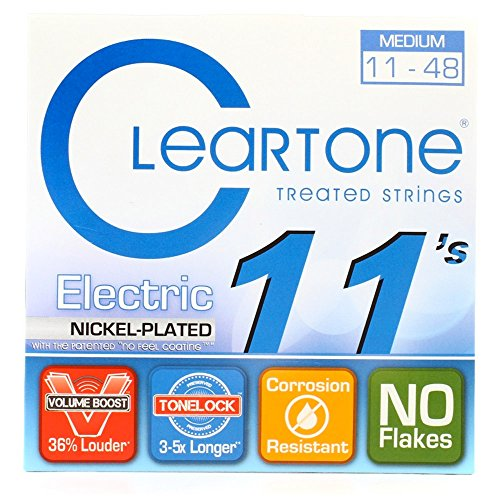 Cleartone E-Git.Saiten,11-48,CT9411 Medium, EMP Strings