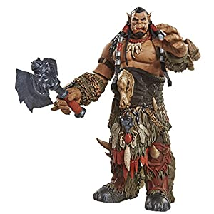 Warcraft 6 Durotan Action Figure With Accessory by Warcraft