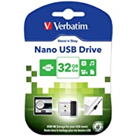 Verbatim 98130 Memoria Per Drive pennina USB Nano mini, 32 GB