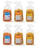 Clever Pasta 6-er Pack Linsen-, Kichererbsen-, Erbsennudeln (6 x 250 g)
