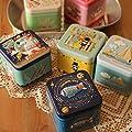 2PCS Mini quadratische Dose Lagerung Zubehör Süßigkeiten / Schokolade Halter, c von Blancho Bedding bei Du und dein Garten