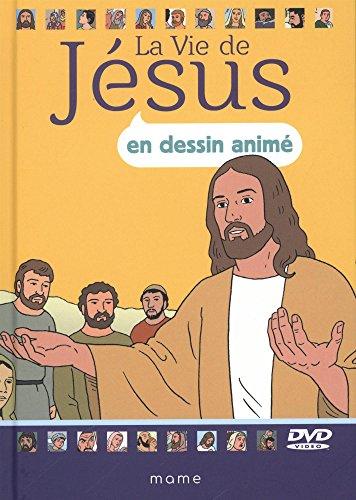 La vie de Jésus en dessin animé - DVD par Toni Matas