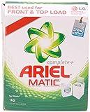 #10: Ariel Complete+ Matic Detergent Powder - 1 kg
