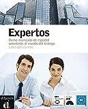 Expertos - Curso de español orientado al mundo del trabajo - Libro del alumno (1DVD + 1 CD audio)