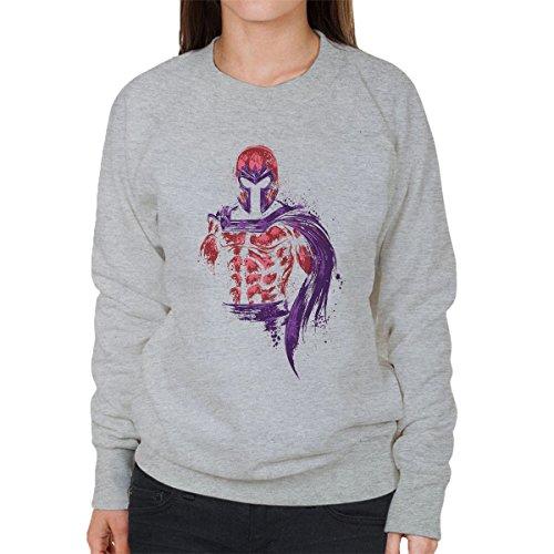 X Men Magnetic Warrior Magneto Women's Sweatshirt