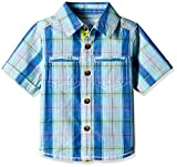 Mothercare Baby Boys' Shirt (H9416_Blue_...