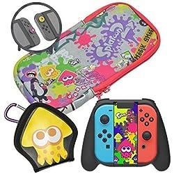 Hori NSW-049U Kit Deluxe Splatoon 2 - Nintendo Switch