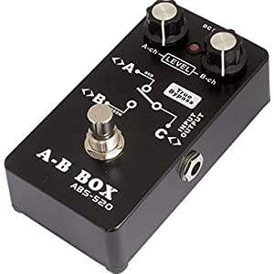 Belcat ABS-520 Amplificatore Switch Box per chitarra