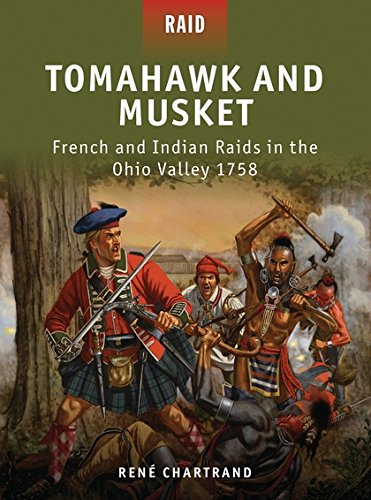 Tomahawk and Musket Cover Image