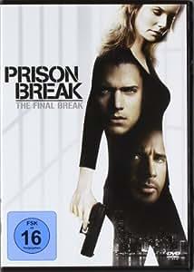 DVD PRISON BREAK THE FINAL BREAK