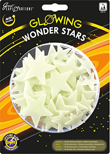 University Games 29010 - Wonder Stars - Outlet Wand Decken