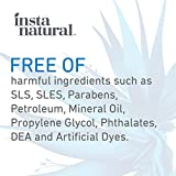 InstaNatural 100% Pure Fractionated Coconut Oil - Liquid Moisturiser for Skin, Face, Body & Nails - Conditioner for Dry & Damaged Hair - Massage Oil, Cuticle Softener, Shave Gel, Lip Balm - 16 oz Bild 3