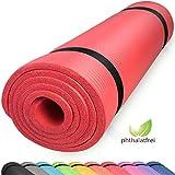 diMio Komfort-Gymnastikmatte Yogamatte in 185x60x1cm, 185x60x1.5cm,...
