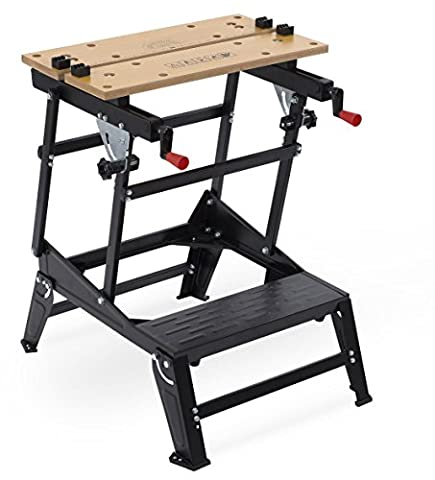 Folding Work Table Workbench Clamping Table Workbench Workshop