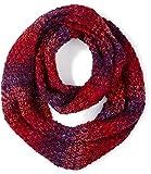 s.Oliver Damen Schal 39.810.91.3624, (Purple/Pink Knit 43x1), One Size (Herstellergröße: 1)