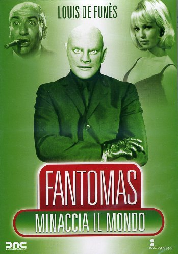 Bild von Fantomas minaccia il mondo [IT Import]