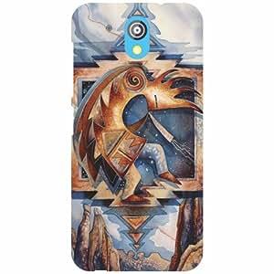 HTC Desire 526G Plus - Art Matte Finish Phone Cover