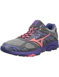 Mizuno Wave Mujin G-TX Wos, Zapatillas de Running Para Mujer