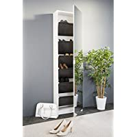 Intertrade Schuhschrank, Holzwerkstoff | Spiegel, One Size preisvergleich bei kinderzimmerdekopreise.eu