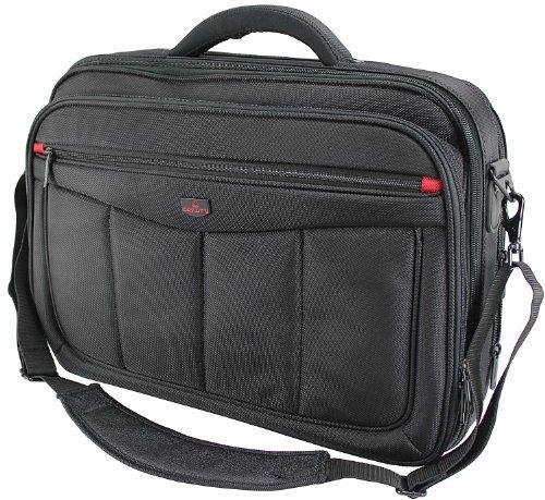 "Preisvergleich Produktbild Laptop Tasche Notebook Tasche Messenger Bag Umhänge Tasche 15 - 17 "" Zoll"
