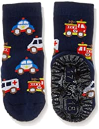 Sterntaler Baby-Jungen Socken Fli Air Rettungswagen