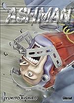 Ashman - Réédition de KISHIRO Yukito