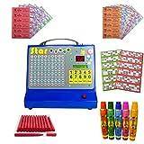 Bingo Star Machine de bingo électronique Kit de démarrage–Tout ce dont vous avez besoin pour jouer Bingo