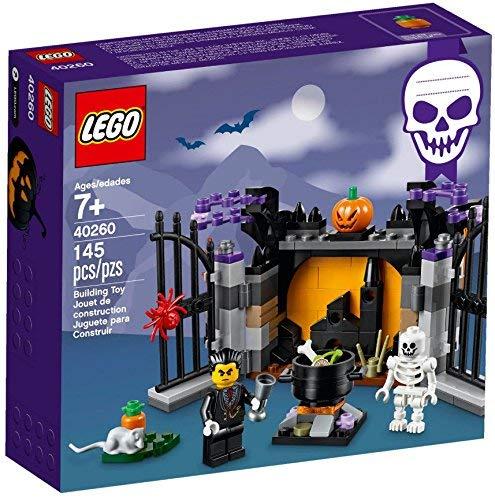 LEGO Geisterhaus von Halloween, 40260
