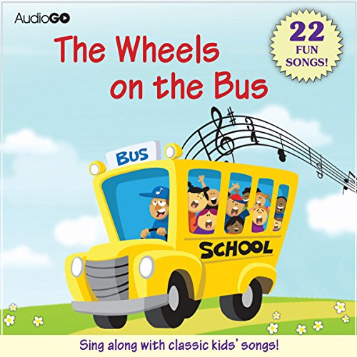 The Wheels on the Bus and Other Children's Songs  Audiolibri