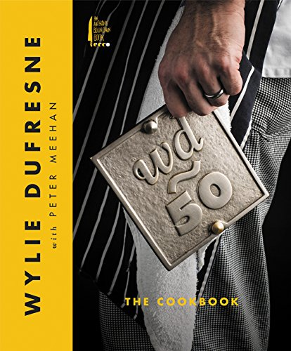 wd~50: The Cookbook par Wylie Dufresne
