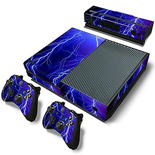 Stillshine Xbox ONE Design Folie Aufkleber für Konsole + 2 Controller +...