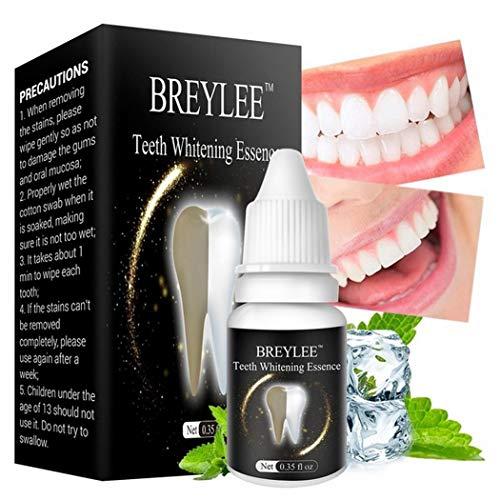Jintes Zahnaufhellung Essenz Plaque Fleckenentferner Mundhygiene Reinigung Zahnpflege Bleachings