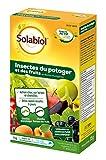 Solabiol SOBACI15 Insectes du Potager Traitement Bacillus des vers des Fruits et Légumes | Utilisable en Agriculture Biologique, 6 Sachets de 2,5gr
