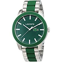 Lacoste 2010892 - Reloj de pulsera para hombre