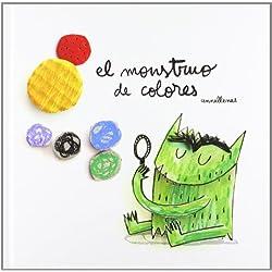 El monstruo de colores (edición álbum ilustrado, no versión pop-up) (Cuentos (flamboyant))