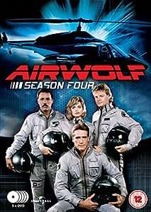 Airwolf - Complete Season 4 (5 disc set) [DVD]