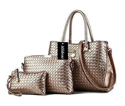 Alidear Nouvelle marque et haute qualité Mode Sac à Main Epaule Messager de Sac Bandoulière Classique