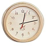 janilec bws135Harvia Sauna reloj, fuera de cabina