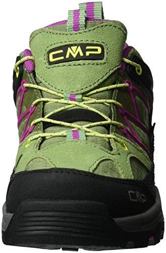 CMP Unisex-Erwachsene Rigel Trekking-& Wanderschuhe Grün (Salvia)