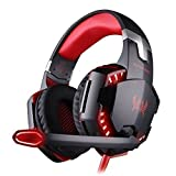 Best Pc Gaming Headphones - Kotion Each G2100 Over Ear Gaming Headphones Review
