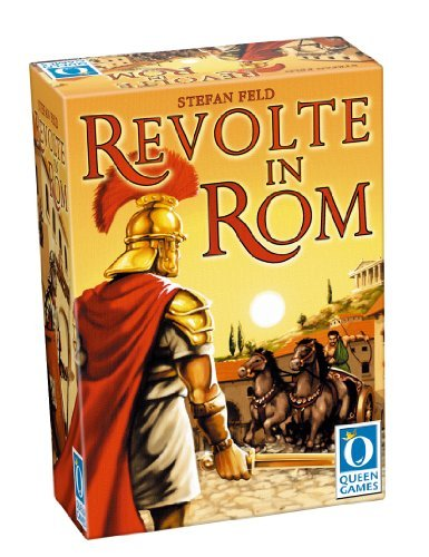 Preisvergleich Produktbild Queen Games 7003 - Revolte in Rom