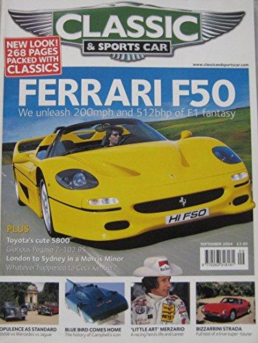 classic-sportscar-magazine-09-2004-ferrari-f50-bizzarrini-pegaso-honda-s800