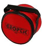 Geoptik 30A049Sacoche rembourrée pour télescope, rouge