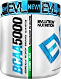 Evlution Nutrition BCAA 5000   Integratore In Polvere Di Amminoacidi Ramificati Contiene 5 Grammi di BCAA Di Qualità Premium   Confezione Da 30 Dosaggi Al Gusto Lemon Lime
