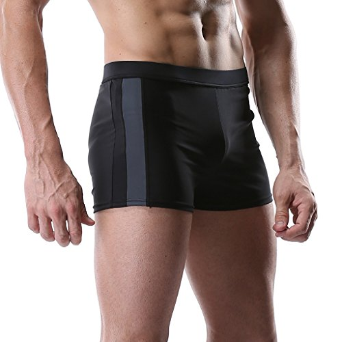 CharmLeaks Men Surf Swim Boxer Shorts Simming Trunk Bottoms Bathing Suits Swimsuits