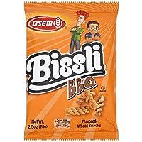 Osem Bissli Barbecue Snack (70g) - Packung mit 2