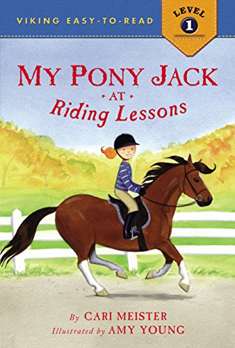 My Pony Jack at Riding Lessons (Viking Easy-to-Read) (English Edition)
