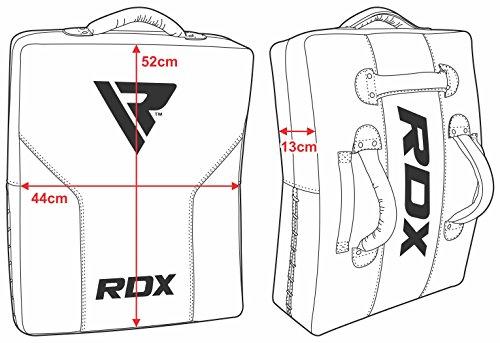Scudo curvo RDX KSR-T1