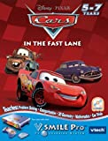 VTech V.Smile Pro Learning Game Disney Pixar Cars In the Fast Lane