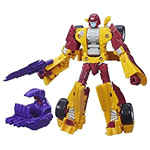 Transformer Generations Deluxe Class - Dragstrip, Multi Color